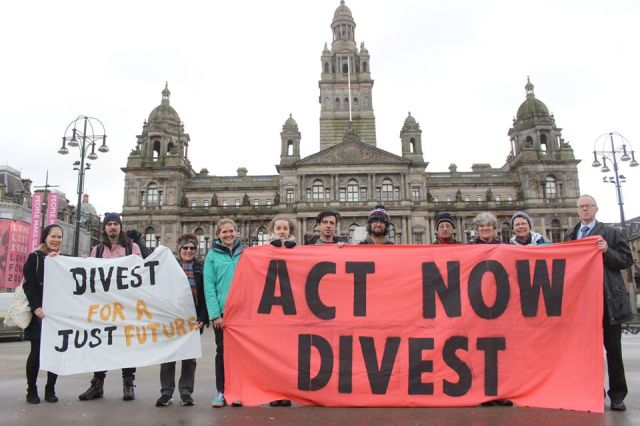 An Alternative AGM to divest Strathclyde Pension Fund